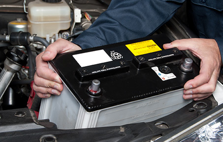 Battery Services | 26th Street Auto Center